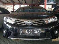 2014 Toyota Altis V 1.8 Dijual