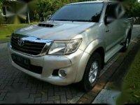 2011 Toyota Hilux DC Type G dijual