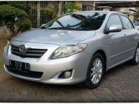 2008 Toyota Corolla Altis V dijual