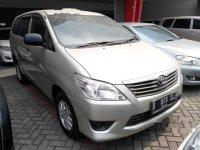 Toyota Kijang Innova J 2014 MPV dijual