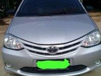 2014 Toyota Etios Valco Type JX dijual