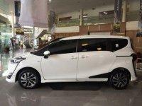 Toyota Sienta Q CVT 2018 Dijual