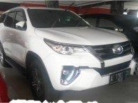 Toyota Fortuner G 2016 Wagon  dijual
