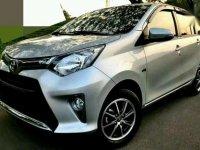 2017 Toyota Calya G Manual dijual