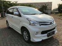 2015 Toyota Avanza G Luxury Dijual