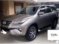2017 Toyota Fortuner SRZ 4x2 2.7 AT dijual