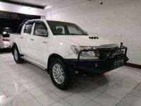 2014 Toyota Hilux V dijual