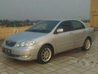 Toyota Corolla Altis G 2005 Sedan dijual