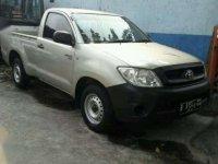 2011 Toyota Hilux SC 2.0 dijual