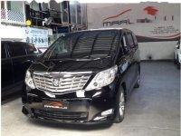 Toyota Alphard V 2009 MPV dijual