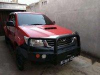 2012 Toyota Hilux E dijual