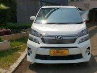 2014 Toyota Vellfire 2.4 ZG Dijual