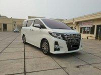 Toyota Alphard S Alless CBU 2016 Dijual