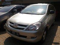 Toyota Kijang Innova G 2006 MPV dijual
