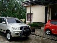 2011 Toyota Fortuner G TRD dijual