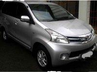 Toyota Avanza G Luxury 2013 MPV dijual
