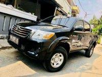 2014 Toyota Hilux E dijual