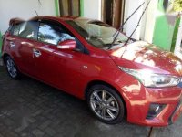 2015 Toyota All New Yaris  G  Mulus dijual