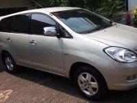 2007 Toyota Kijang Innova 2.0 G dijual