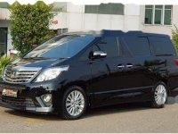 Toyota Alphard X X 2014 MPV dijual