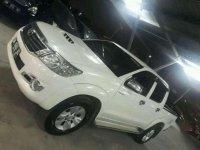 2012 Toyota Hilux G dijual