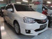 Toyota Etios G Valco 2015 Dijual