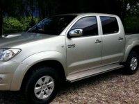 2011 Toyota Hilux G dijual