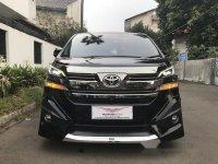 Toyota Vellfire G Limited ATPM 2016 Dijual