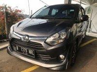 2018 Toyota Agya TRD Sportivo Dijual