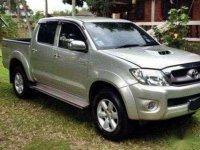2011 Toyota Hilux S dijual