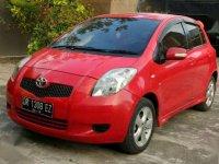2007 Toyota Yaris Manual Type E dijual