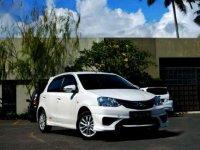 2015 Toyota Etios E Dijual