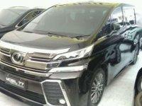 2015 Toyota Vellfire 2.5 ZG dijual