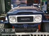 1987 Toyota Land Cruiser Dijual