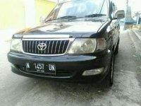 2003 Toyota Kijang Lgx Hitam Solar Original dijual