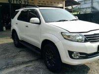 2015 Toyota Fortuner G Luxury Dijual