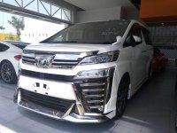 Toyota Vellfire ZG 2018 Wagon Dijual