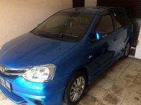 2015 Toyota Etios Dijual