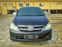 Toyota Kijang Innova E 2007 MPV dijual