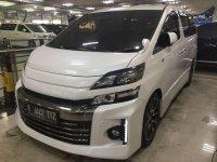 Toyota Vellfire Z 2014 Wagon dijual