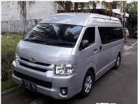 Toyota Hiace High Grade Commuter 2017 Van dijual