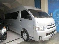 Toyota Hiace Commuter 2016 Dijual