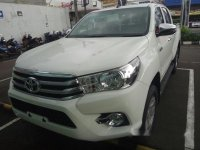 Toyota Hilux New Double Cabin 2.5 E 2018