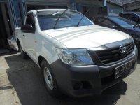 Toyota Hilux Single Cabin 2011 Dijual