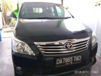 2015 Toyota Innova Tipe G Dijual