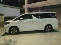 Toyota Alphard G Automatic 2018 Dijual