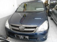Toyota Kijang Innova 2.0 E 2005 Dijual