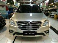 2014 Toyota Innova 2.0 G Besin Matic Dijual