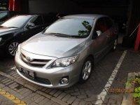 Toyota Corolla Altis V 2.0 2012 Dijual