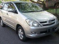 Toyota Kijang Innova G 2007 Dijual
